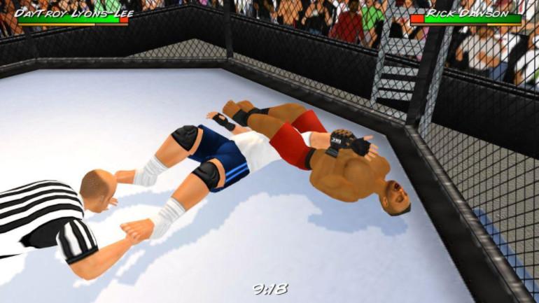 Tải game Wrestling Revolution 3D cho android