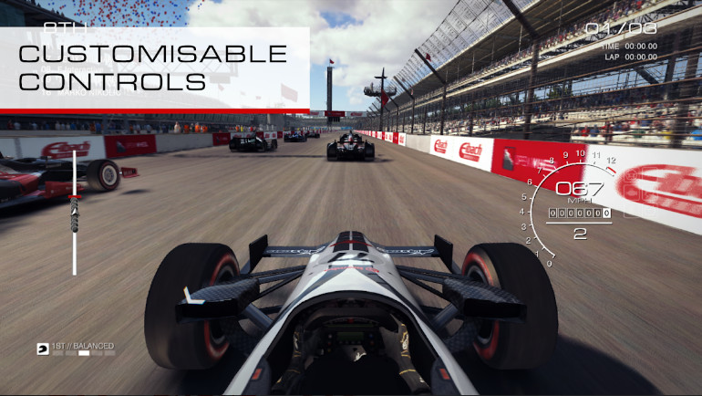 Tải GRID Autosport Online Multiplayer cho android