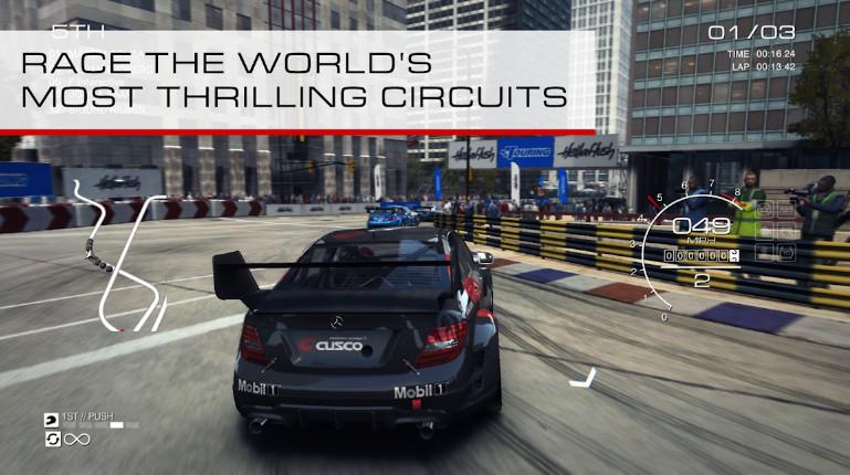Tải GRID Autosport Online Multiplayer phiên bản mới