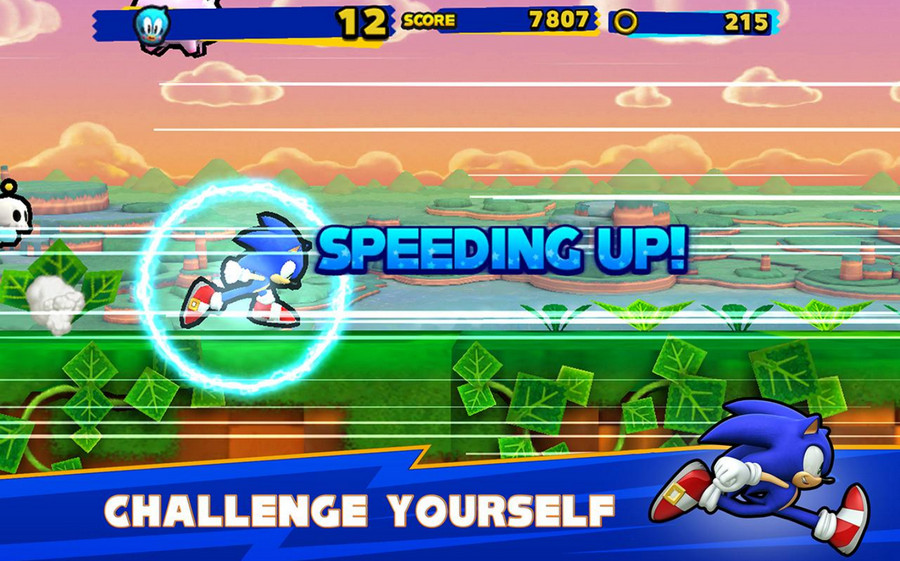 Tải Sonic Runners Adventure cho android