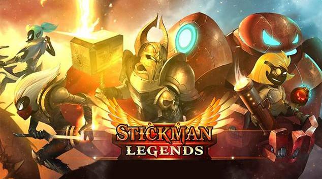 Tải Stickman Legends apk