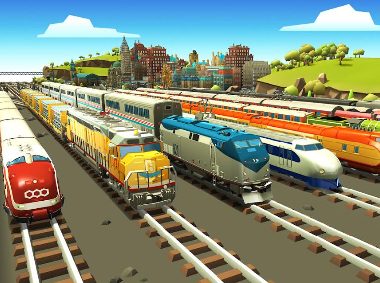 Train Station 2 mod apk cho android