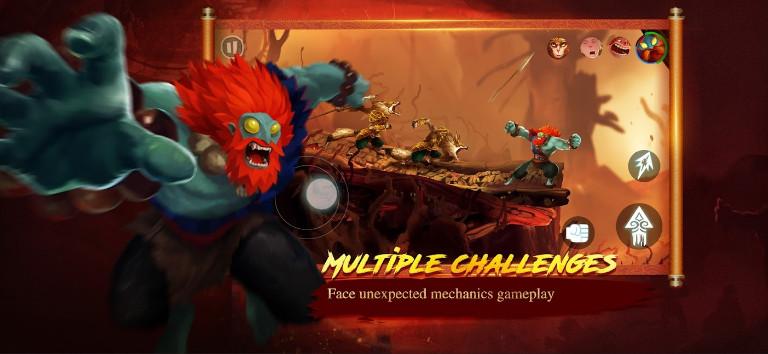 Unruly Heroes phiên bản mới nhất