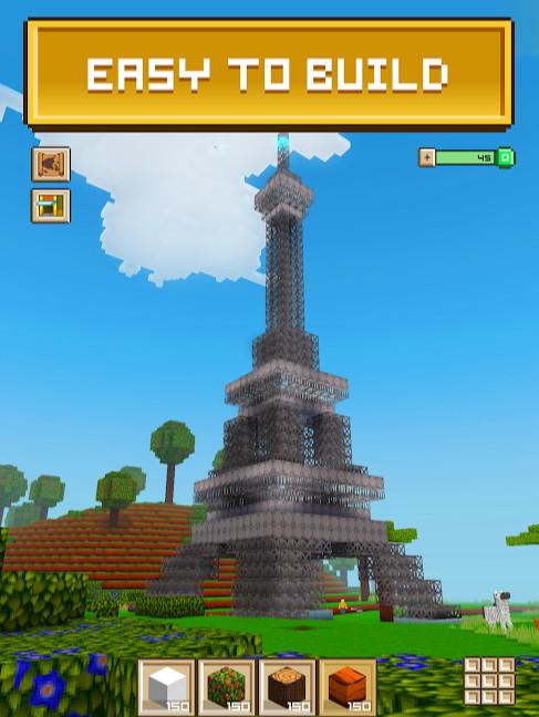 Block Craft 3D mod full kim cương