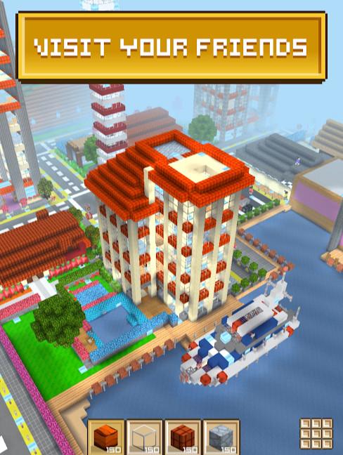 Block Craft 3D mod vô hạn tiền