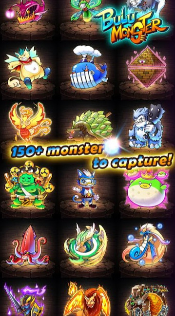 Bulu Monster mod apk cho android