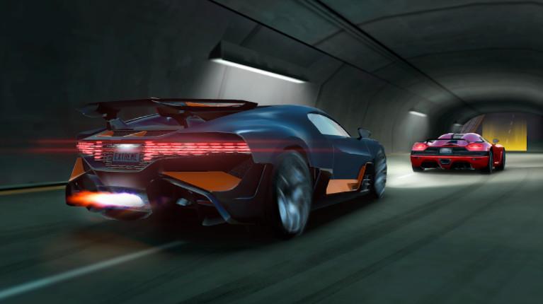 Extreme Car Driving Simulator mod full xe