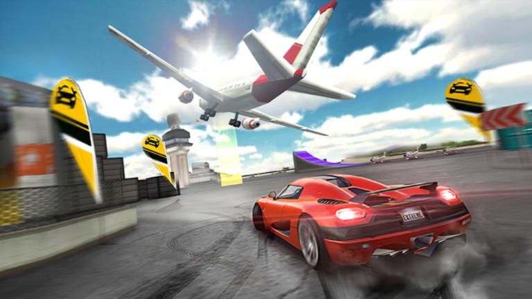 Extreme Car Driving Simulator mod vô hạn tiền