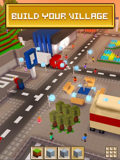 Tải Block Craft 3D mod apk cho android