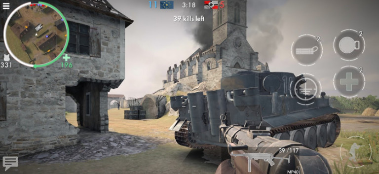 World War Heroes mod gold