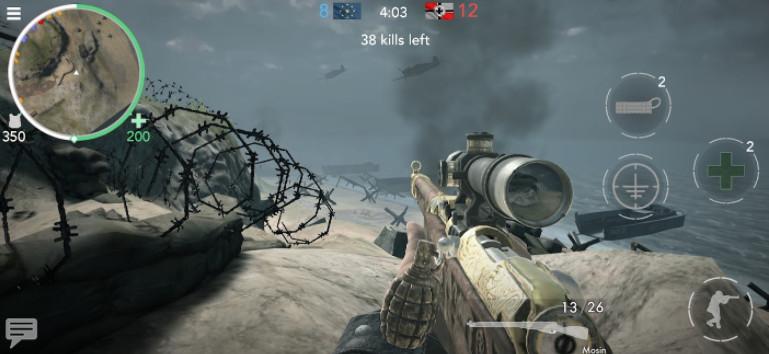 World War Heroes mod